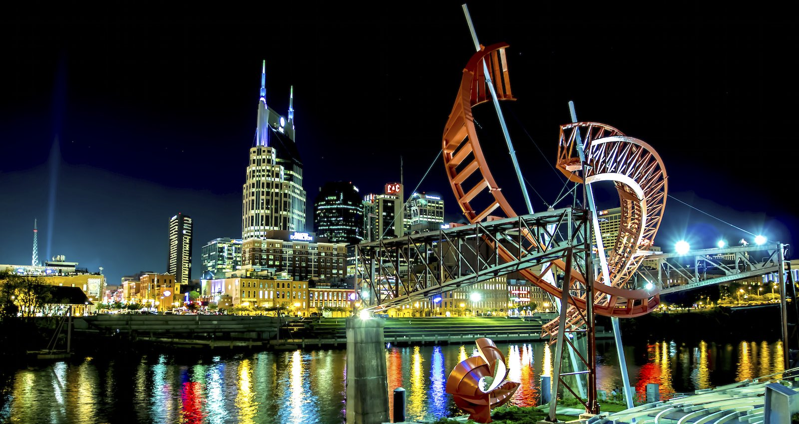 Come visit Nashville, TN USA